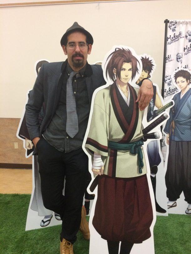 Hakuoki: Kyoto Winds   Souma and Benny
