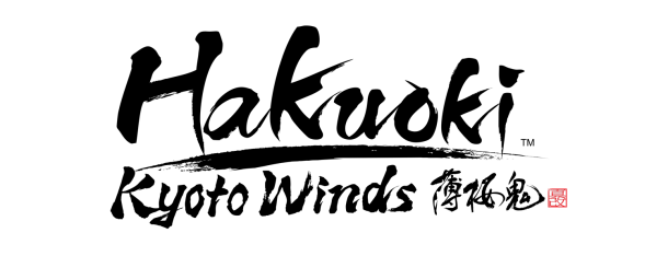 Hakuoki: Kyoto Winds | Logo