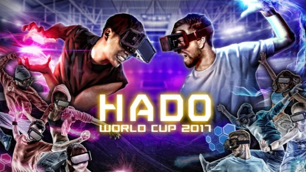 HADO | World Cup beginning
