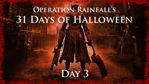 Oprainfall Halloween | Day 3