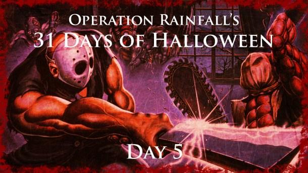 Oprainfall Halloween | Day 5