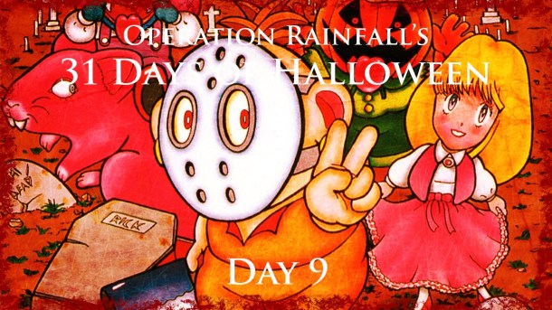 Oprainfall Halloween | Day 9 | Splatterhouse Wanpaku Graffiti