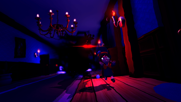 A Hat in Time | Haunted by Queen Vanessa