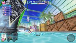 Peach Beach Splash | Ayane