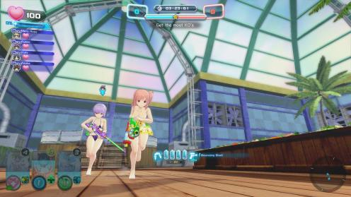 Peach Beach Splash | Teamwork