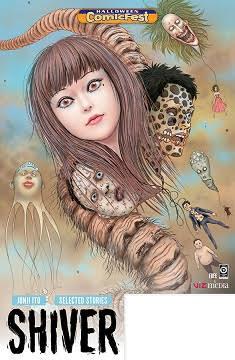 Shiver Manga