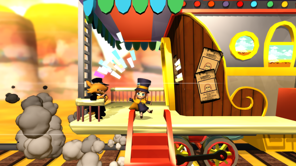 A Hat in Time | Train level with the Conductor