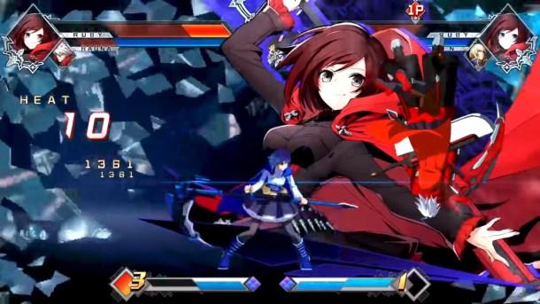BlazBlue Cross Tag Battle Ruby super