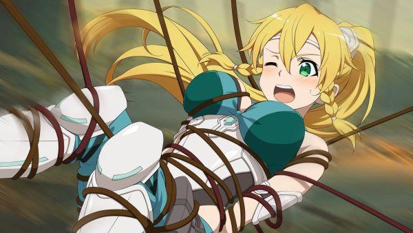 Sword Art Online: Fatal Bullet | Leafa in a Pinch