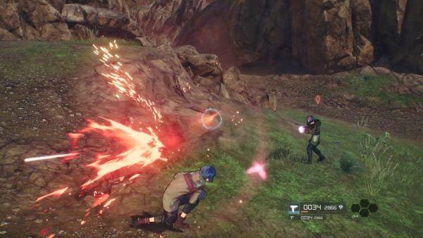 Sword Art Online: Fatal Bullet | Screen 4