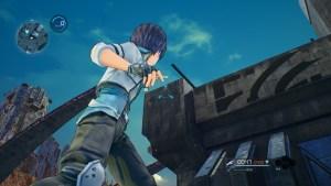 Sword Art Online: Fatal Bullet | SS 1
