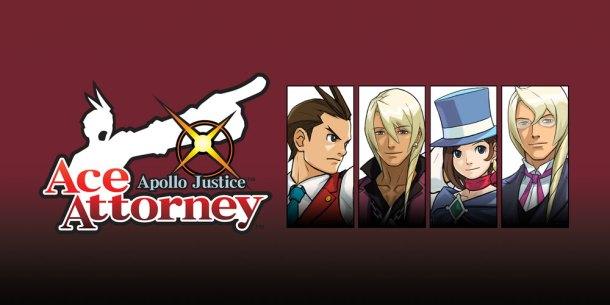 Nintendo Download | Apollo Justice Ace Attorney