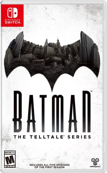 Batman - The Telltale Series | Box Art