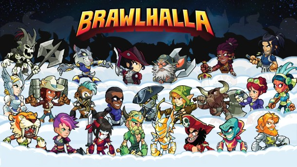 Brawlhalla | Legends