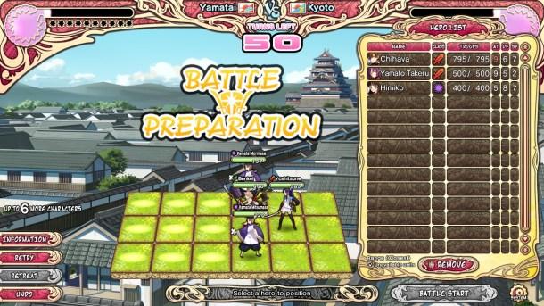 Eiyu Senki | Battle Prep