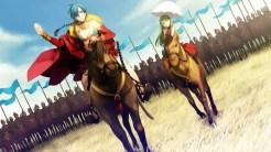 Eiyu Senki | Khublai Khan and Marco Polo