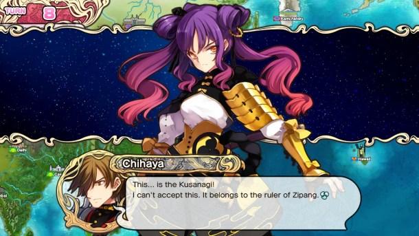 Eiyu Senki | King Chihaya