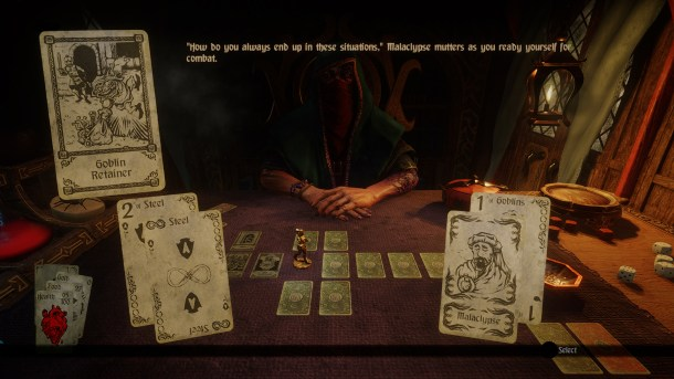 Hand of Fate 2 | Table