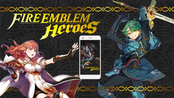 Nintendo Download | FE Heroes