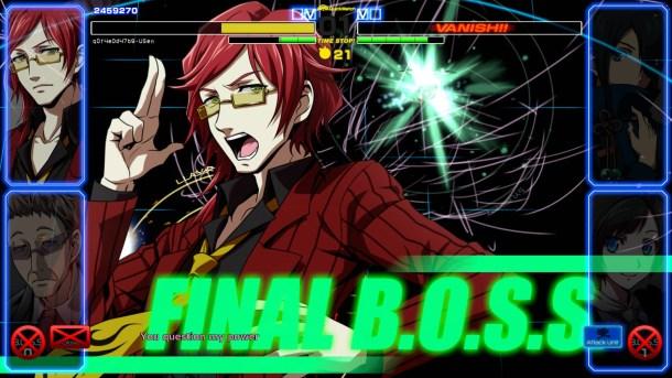 Senko no Ronde 2   Final Boss mode