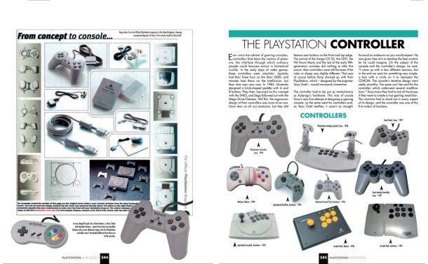 PlayStation Anthology   Controls