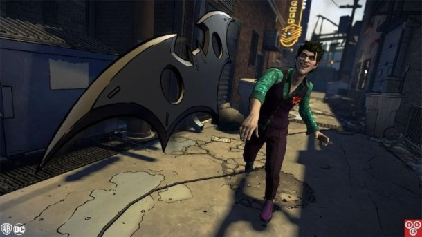 Batman: The Enemy Within - Episode 3 'Fractured Mask'