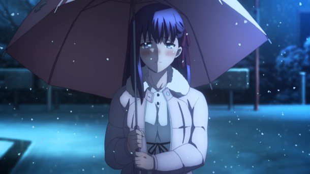 Fate/stay night: Heaven's Feel I. Presage Flower | Sakura Matou 2