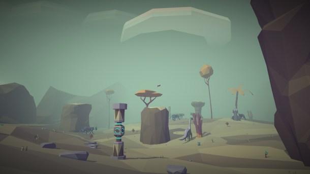 Morphite | Empty planet