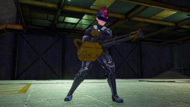 Sword Art Online: Fatal Bullet | Gatling Gun 1