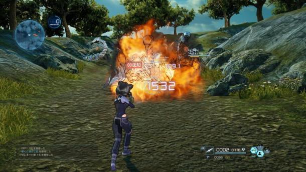 Sword Art Online: Fatal Bullet | Grenade Launcher 2