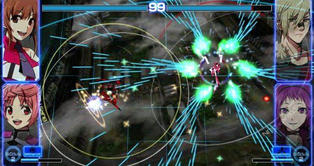 Senko no Ronde 2 | Battle