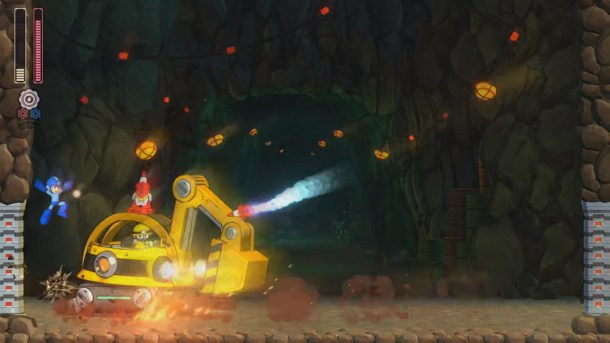 Mega Man 11 | Tractor