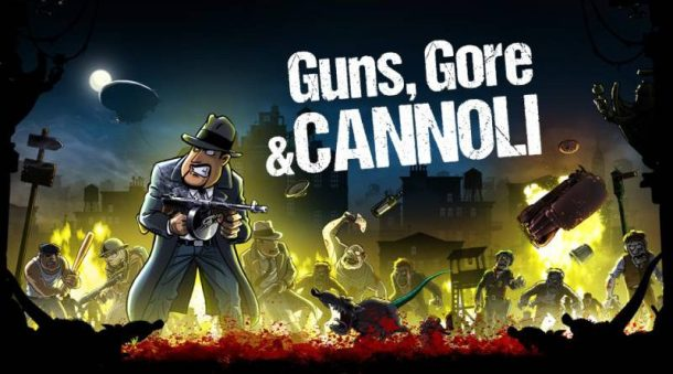 Nintendo Download | Guns, Gore and Cannoli