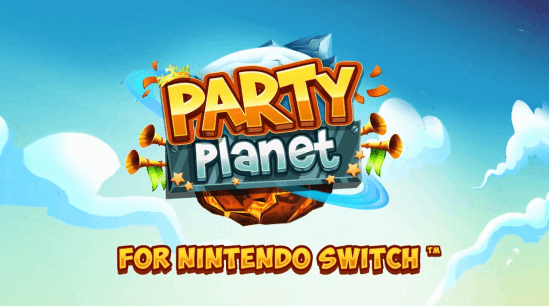 Party Planet | Logo