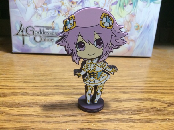 Corrupted Save   Cyberdimension Neptunia Limited Edition - Nep USB
