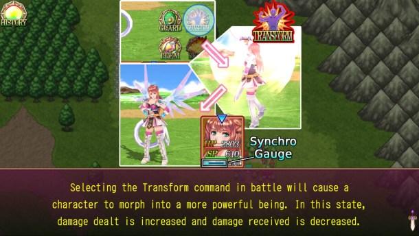 Revenant Saga | Transforming
