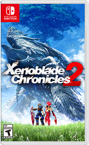 Xenoblade Chronicles 2 Box Art