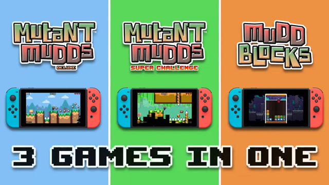 Mutant Mudds Collection | 3 in One