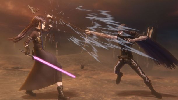 Sword Art Online: Fatal Bullet | Kirito Mode 1