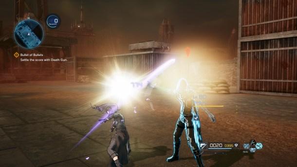 Sword Art Online: Fatal Bullet | Kirito vs. Sterben 1