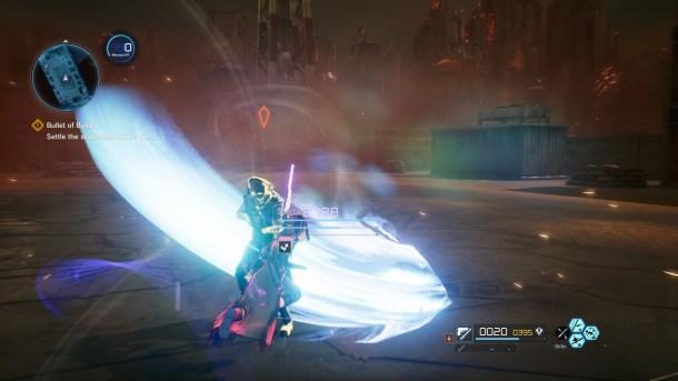Sword Art Online: Fatal Bullet | Kirito vs Sterben 2