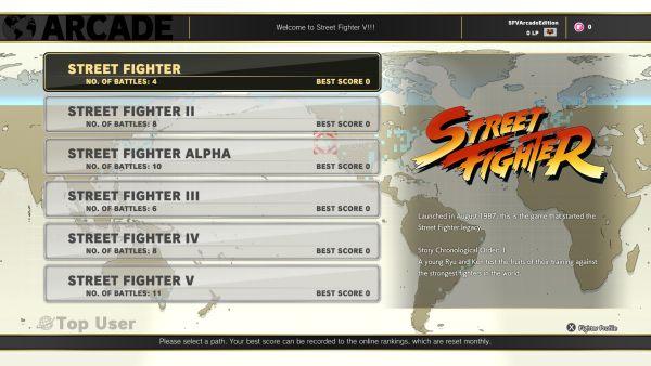 Street Fighter V: Arcade Edition | Arcade Mode