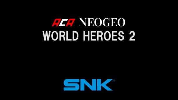 ACA NEOGEO WORLD HEROES 2
