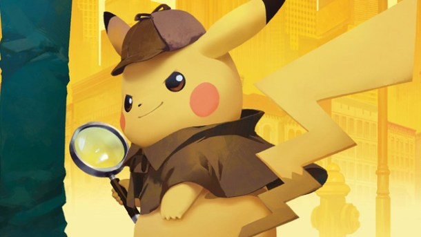 Nintendo Download | Detective Pikachu