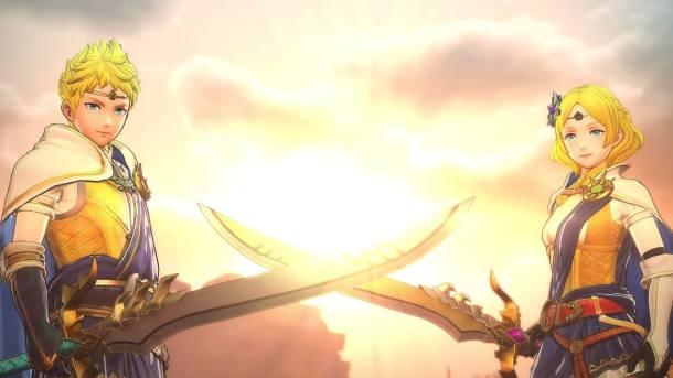 Fire Emblem Warriors   Twins
