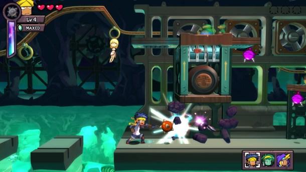 Shantae Friends to the End | Bolo Smash