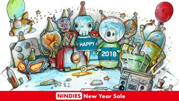 Nindies 2018 sale