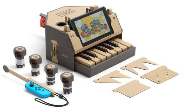 Nintendo Labo - Pianno