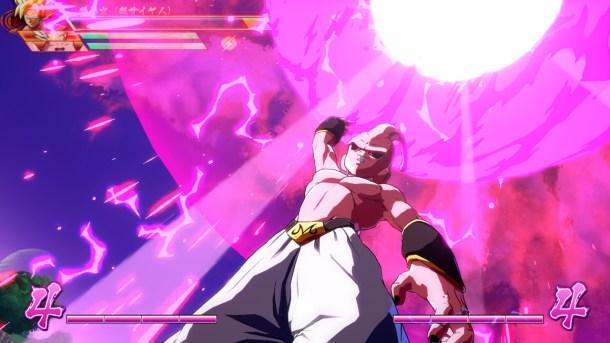Dragon Ball FighterZ | Kid Buu Planet Burst