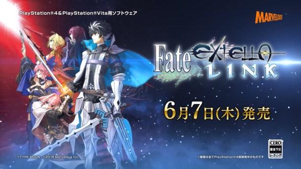 Fate/Extella Link | Release Date